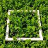 パネルの影によって収穫が2割以上減っていないことをどのように測定したらよいか