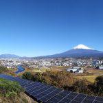 お茶と富士山とソーラー・・・ブログタイトルの由来