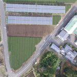 ソーラーシェアリング ~ お茶の抜根と整地 ~