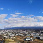 2020年元旦 富士山